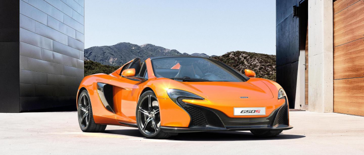 Know About Mclaren 650S Performance